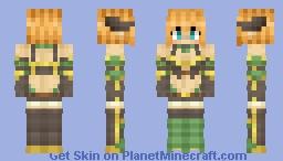 Jormungandr Minecraft Skin