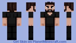 Just DO IT! Minecraft Skin