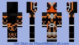 Kamen Rider Ghost Minecraft Skin