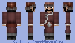 Request for Breloom Minecraft Skin