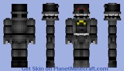 Nightmare (FNaF4) (1.8 Minecraft Skin