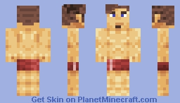 Pixel Freeman Minecraft Skin
