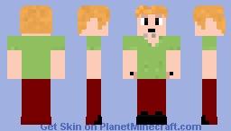 Shaggy (Scooby Doo) Minecraft Skin