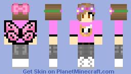 My Mom ♩є(`◇´。)э Family&Friends Series ♩є(`◇´。)э Minecraft Skin