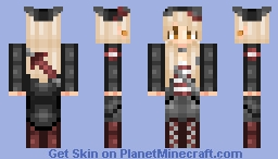 ~ Ethereality: Pirate Girl ~ Minecraft Skin