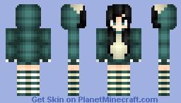 Snorlax  Minecraft Skin