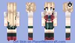 Sonia Nevermind Minecraft Skin