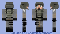 Mobile Infantry Minecraft Skin