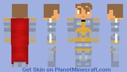 Artix Minecraft Skin