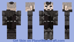 Hírd from the North Minecraft Skin