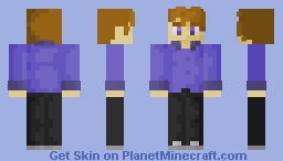 Some Cashyul Dude Minecraft Skin