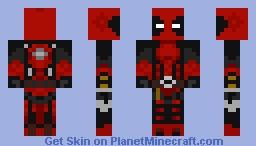 Deadpool Minecraft