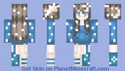 + Skin Trade With IckySkyMaze :D + Moon and Stars + Minecraft Skin
