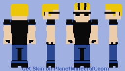 Johnny Bravo (WSC) Minecraft