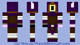 Dr Wrecker (Amazing World Of Gumball) Minecraft Skin