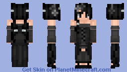 Fancy Dress [Sho fanceh! :O] Minecraft Skin