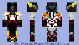 Hexicon Original - YT skin Minecraft Skin
