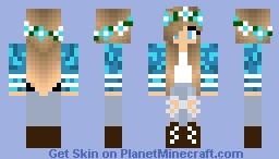 Party Girl Minecraft Skin