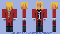 Edward Elric Minecraft