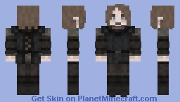 Sellsword of the Poor Minecraft Skin