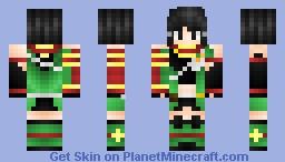 Sinon SAO - Hollow Fragment Minecraft Skin