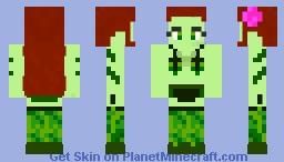 Bombshells Poison Ivy ♢ Minecraft