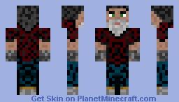 Survivelest Minecraft Skin