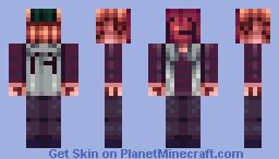༼ ͒ ̶ ͒༽ 1 Minecraft Skin