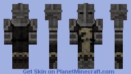 Child of the Sea Minecraft Skin