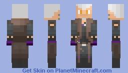 Tomix Minecraft Skin