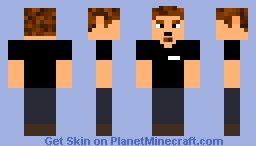 Tory Belleci (variant 2) Minecraft Skin