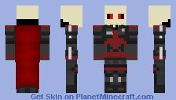 Undead Artix Minecraft Skin