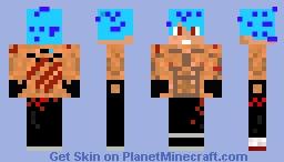 Pro Gamer 6000 Minecraft Skin