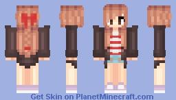 ღ MιѕѕуSωєєтz ღ Paris ღ Minecraft Skin