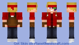 because C4ptin3mar is awesome Minecraft Skin