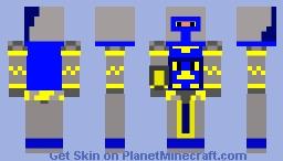 Warcraft 2 Footman Minecraft