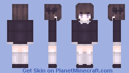 Yours Truly 寒さ Minecraft Skin