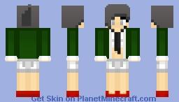 Aiko Yumi (HuniePop) Minecraft Skin