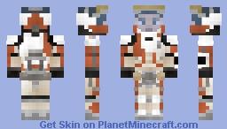 Ares 3 Mission Suit