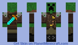 Assassin Creeper (Made By EnDiAmOnD) 1.7+ Minecraft Skin