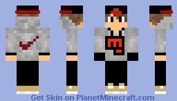 Men Minecraft Skin