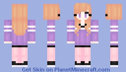 cozy Minecraft Skin
