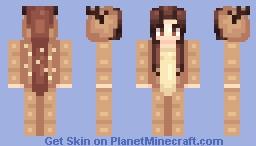 Deer Onesie Minecraft Skin