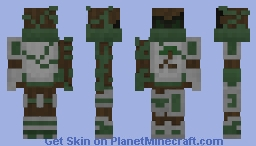 Ent Sentinel (Into The Woods Skin Contest) Minecraft Skin