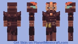Fredrique the Witch Doctor Minecraft Skin