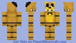 IT'S ME (updated) Minecraft Skin