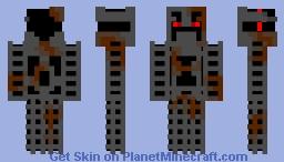 The Lost Hero Minecraft Skin