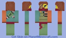 Ninjago (Shadow of Ronin) - Ronin Minecraft Skin