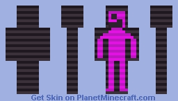 ♥Aυ੮➳ Purple Guy Minecraft