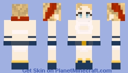 Dc Bombshells Power girl ♢ Minecraft